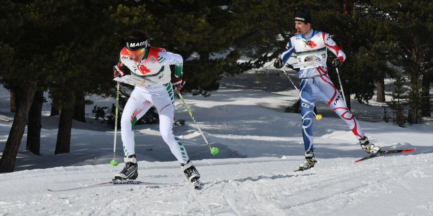 'Kayaklı Oryantiring' Şampiyonası Sona Erdi