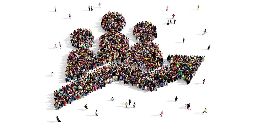 TÜİK | Türkiye Nüfusu 83 milyon 614 bin 362 Oldu