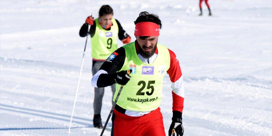 Ardahan'da 'Kayaklı Koşu' Yarışları