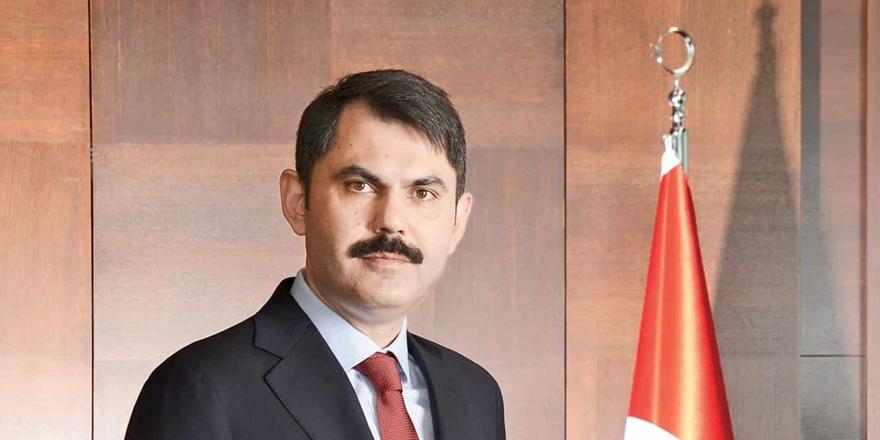 Çevre ve Şehircilik Bakanı Kurum Kars'ta