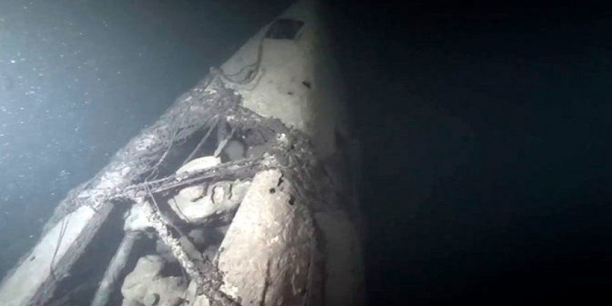 Sovyetler'in Kayıp Denizaltısı Bulundu