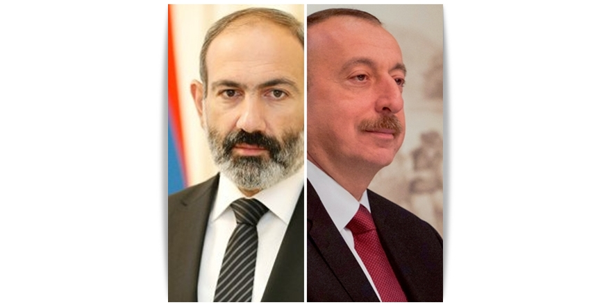 Aliyev ve Pashinyan Avusturya'da Görüştü
