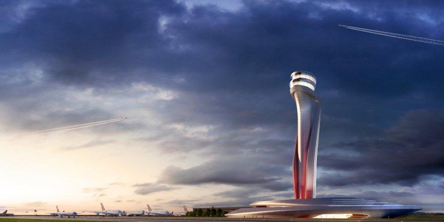 'İstanbul Havalimanı' Havadan Fotoğraflandı