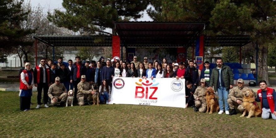 Karslı Öğrenciler Nevşehir'i Gezdi