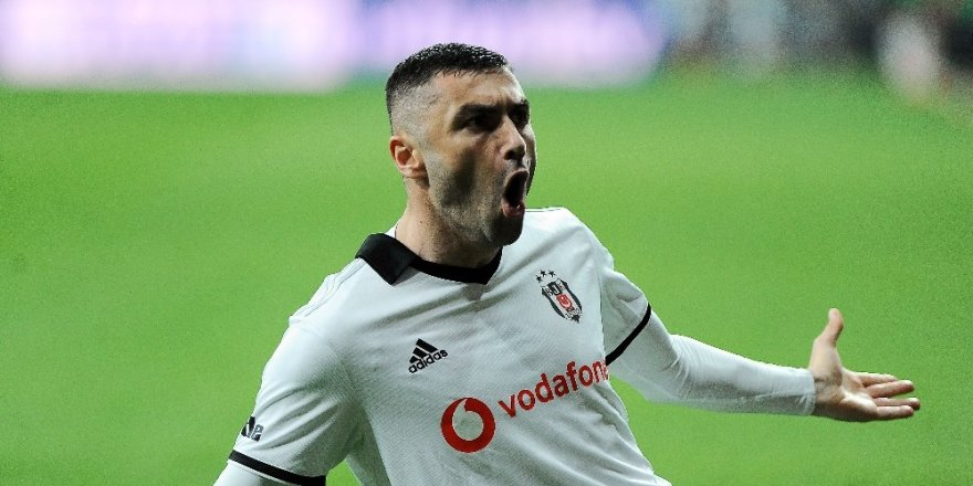 Beşiktaş, Başakşehir'i Affetmedi