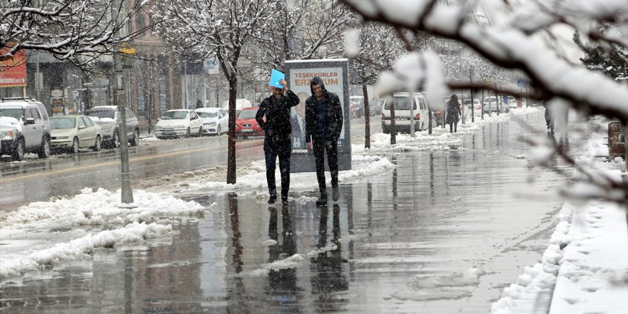 'Bölge İlleri'nde Kar Sürprizi