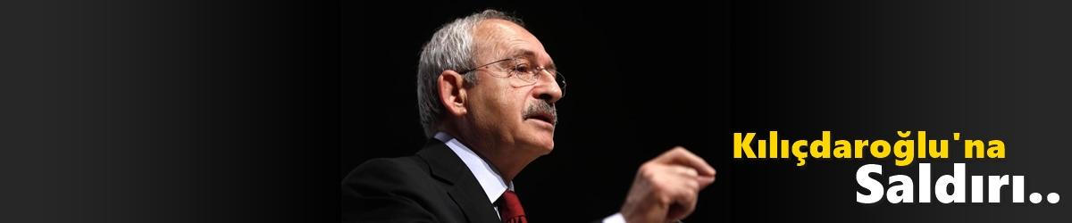 Kemal Kılıçdaroğlu'na Provokatif Saldırı