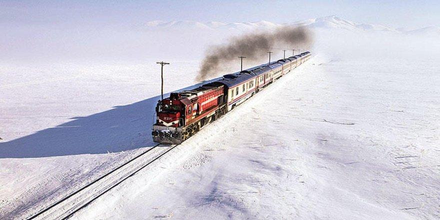 'Turistik Doğu Ekspresi' Seferleri Başlıyor