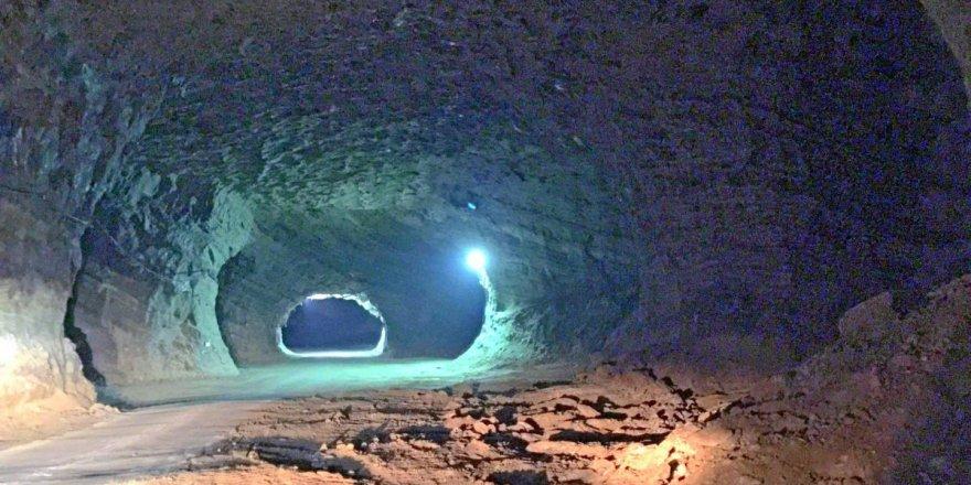 Tuz Mağaraları 'Terapi Merkezi' Oluyor