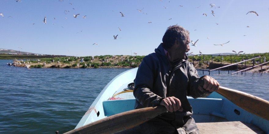 Çıldır'da 'Balık Avı' Yasağı Başladı