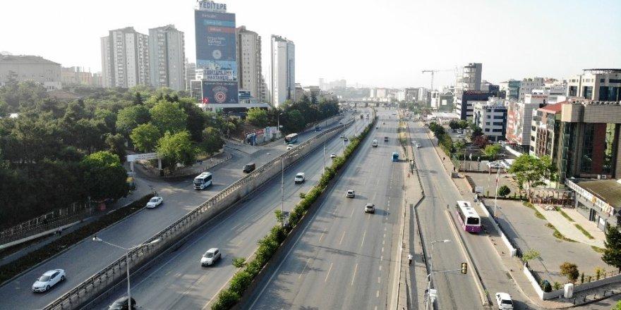 İstanbul'da Sakin Pazartesi