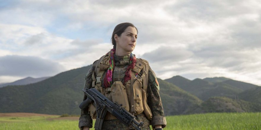 IŞİD'le Savaşan 'Kürt Kadınları'nın Filmi