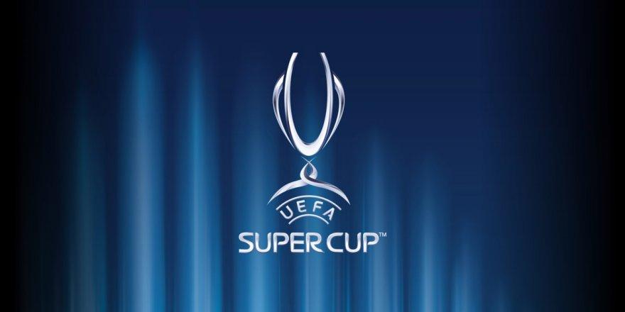 İstanbul'da UEFA Süper Kupa Heyecanı