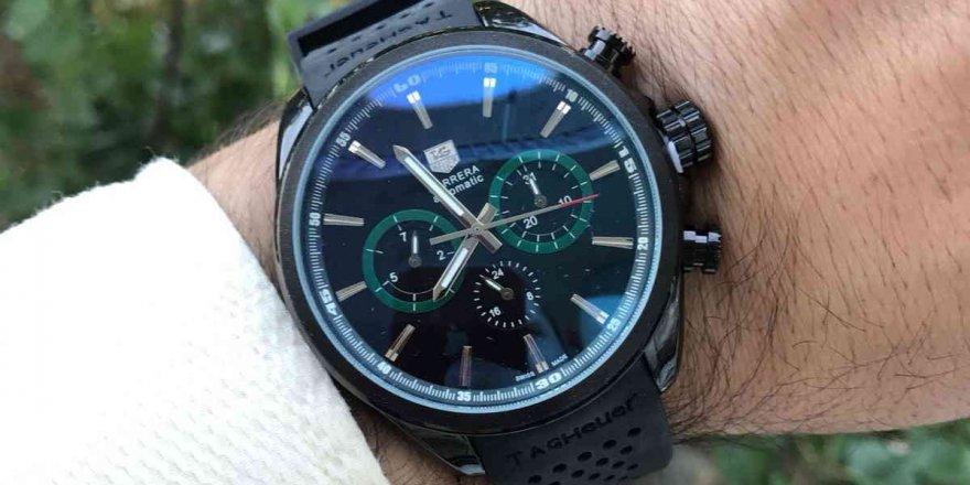 Kağızman'da 'Kaçak Saat' Ele Geçirildi