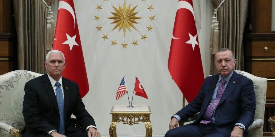 ABD Türkiye Anlaştı, Operasyona Ara Verildi