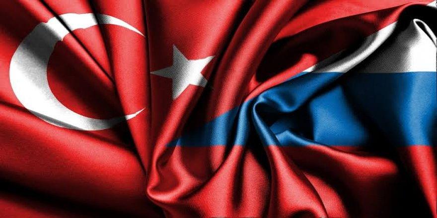 Türkiye-Rusya Arasında Tarihi Mutabakat