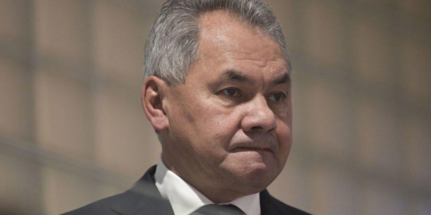 Rusya Savunma Bakanı: 'Çekilme Tamamlandı'