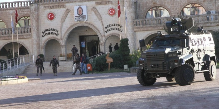 'Kızıltepe Belediyesi'ne Kayyum Atandı