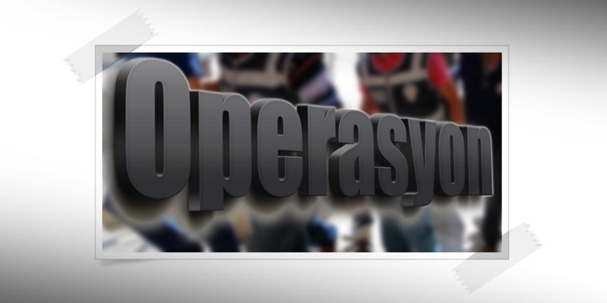 Kars ve İlçelerinde Operasyon