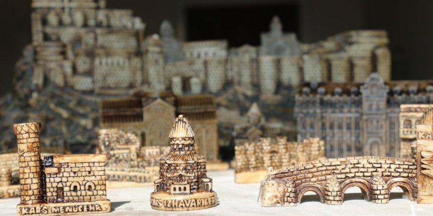 Kars'ın Tarihi 'Minyatür'lerde