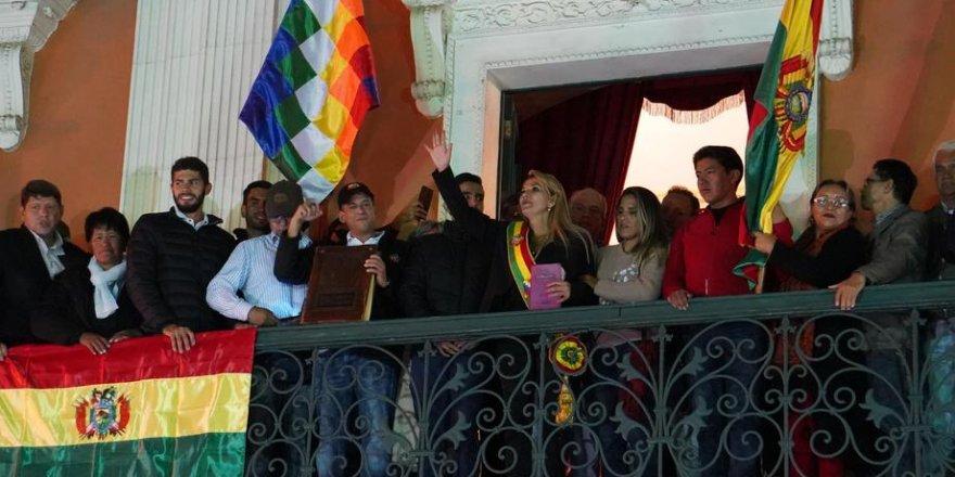 Bolivya'nın Geçici Başkanı Belli Oldu