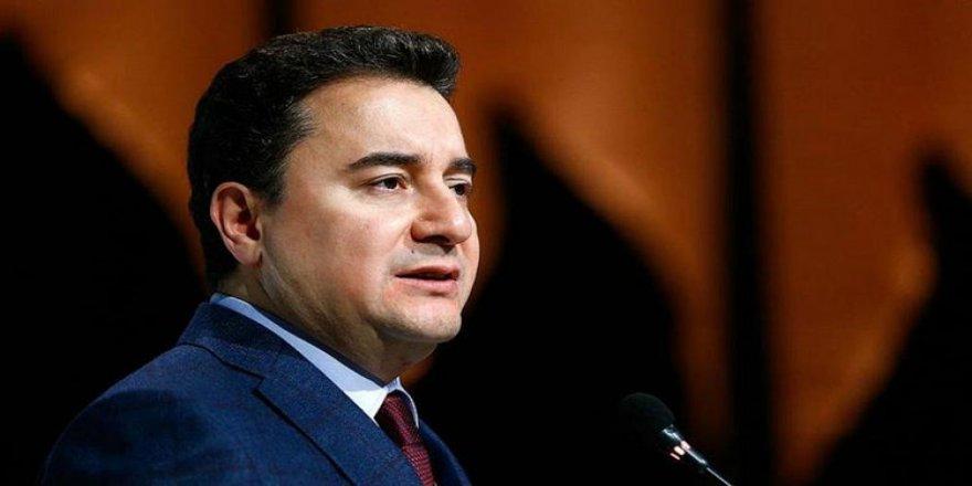 Ali Babacan: 'Büyük Krizle Karşı Karşıyayız'