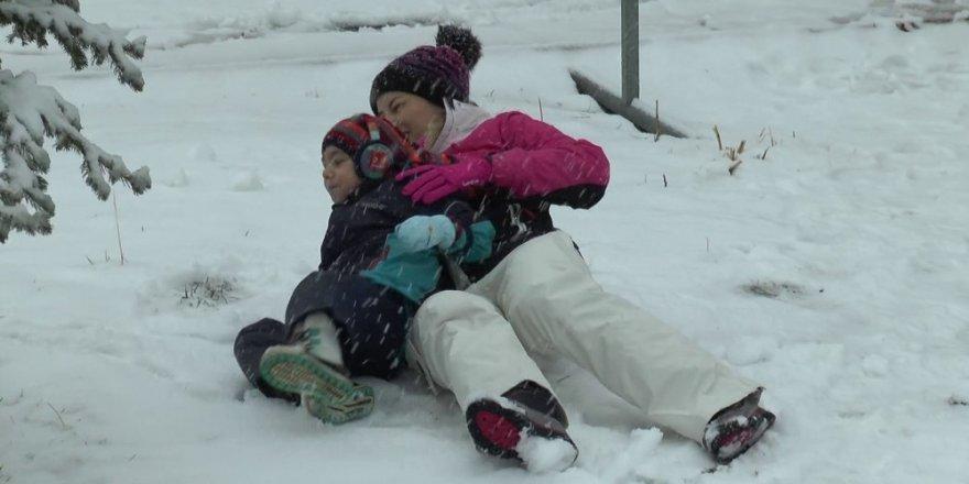Sarıkamış ve Kağızman'da Kar Tatili