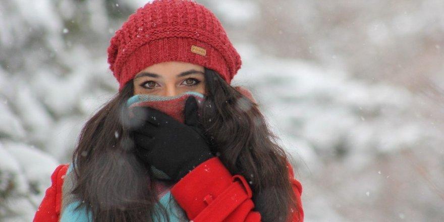 Kars ve Bölge Buz Tuttu