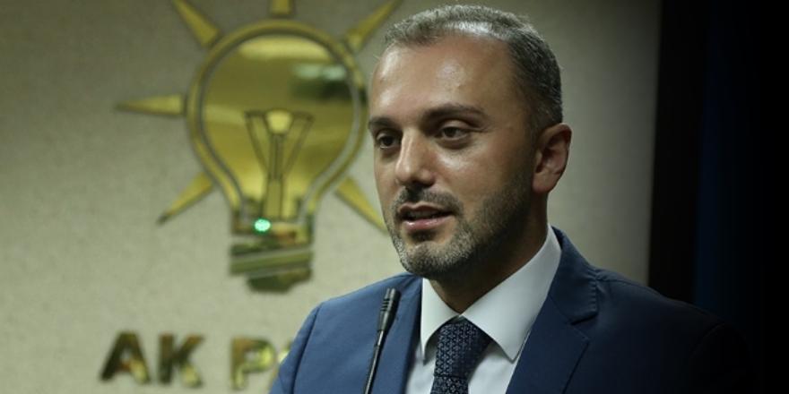 AK Partili Erkan Kandemir Kars'ta
