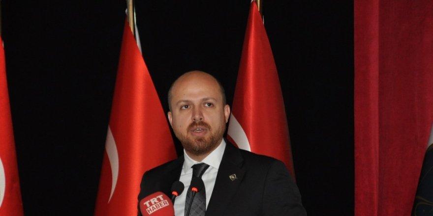 Bilal Erdoğan Kars'a Geldi