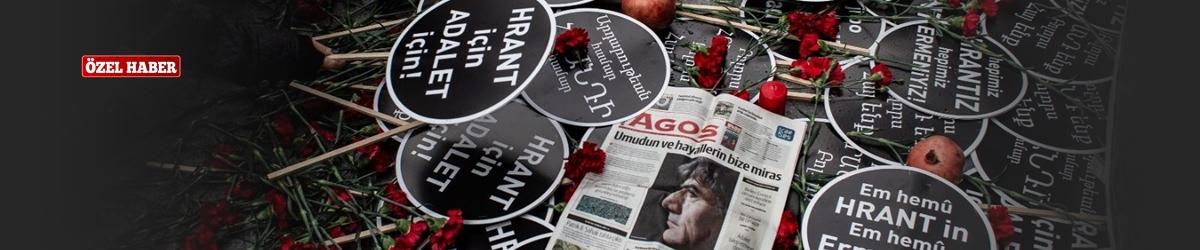 Hrant Dink 13. Yılında Anıldı