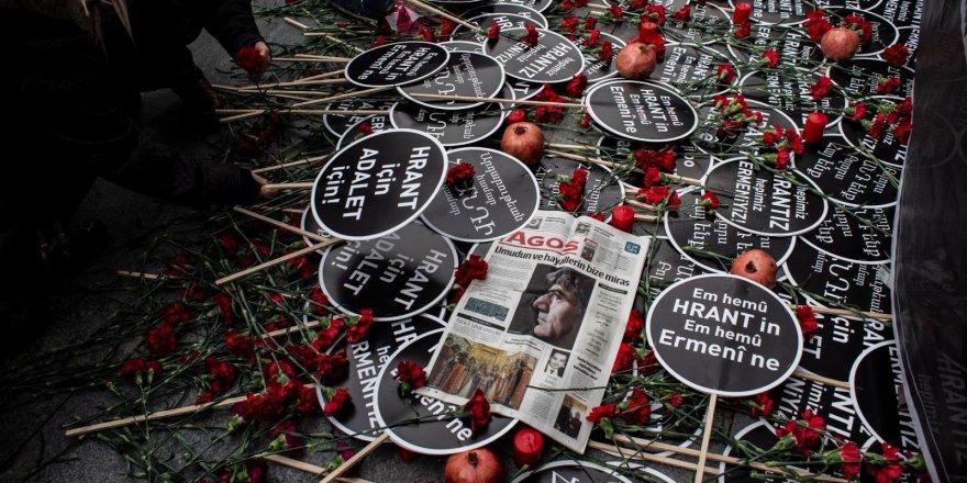 Hrant Dink 'Çevrimiçi' Törenle Anıldı