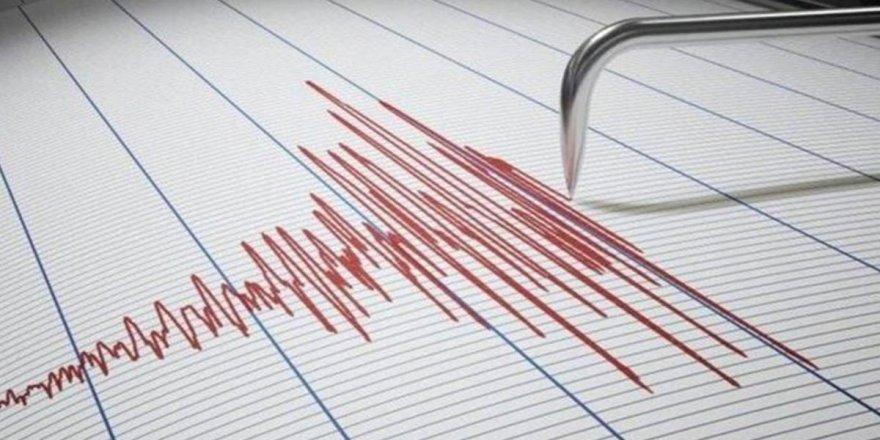 Sarıkamış'ta 3.6 Büyüklüğünde Deprem