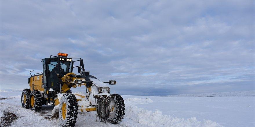 Kars | 71 Köy Yolu Ulaşıma Kapandı