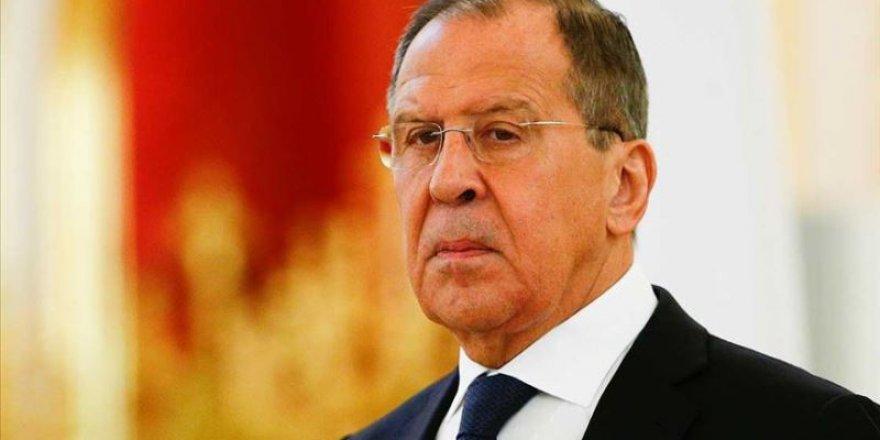 Lavrov: İdlib'de Esad'ın Zaferi Kaçınılmaz