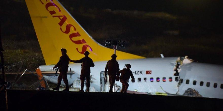 Düşen Uçağın Kara Kutusu Deşifre Edildi