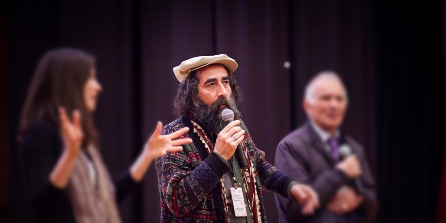 Tiyatrocu İsrafil Parlak İntihar Etti