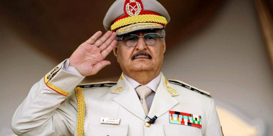 Hafter, Libya Yönetimine El Koyduğunu Açıkladı
