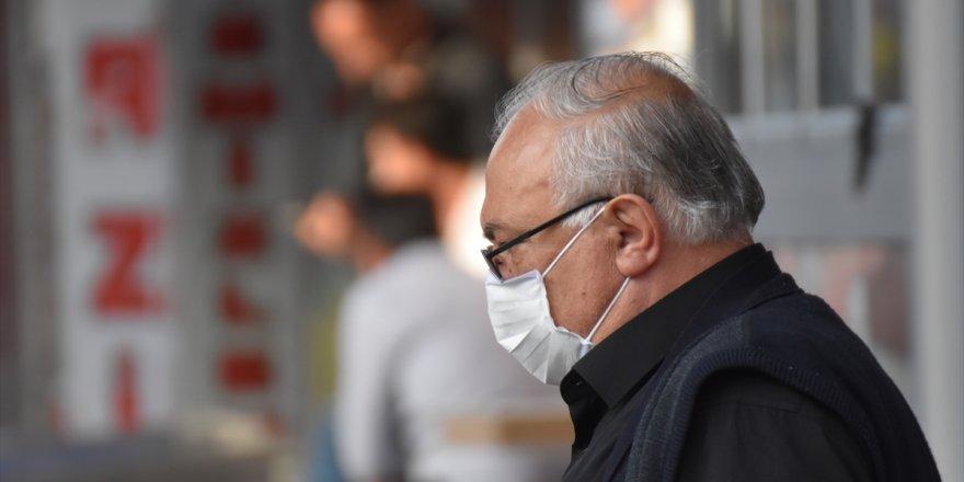 Kars'ta 'Maske' Takmak Zorunlu Oldu