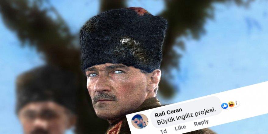 Kars | Atatürk'e Hakaret Eden Asker Görevden Alındı