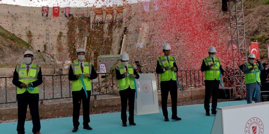 Ardahan | Köroğlu Barajı ve Kotanlı HES Açıldı