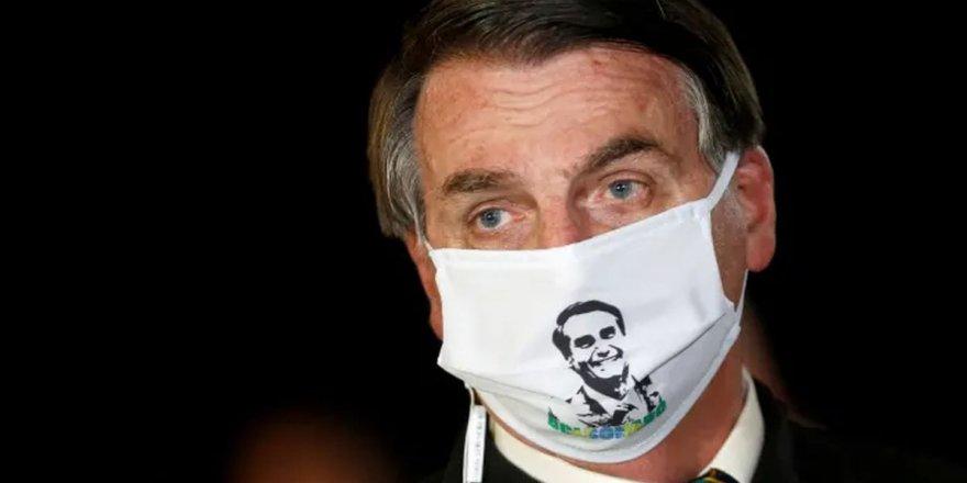 Brezilya | Devlet Başkanı Covid-19'a Yakalandı
