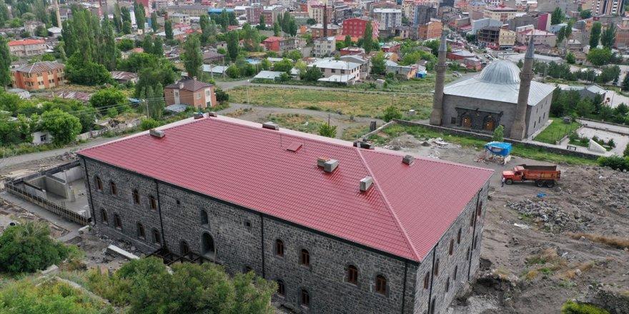 Beylerbeyi Sarayı'nın Restorasyonu Sürüyor