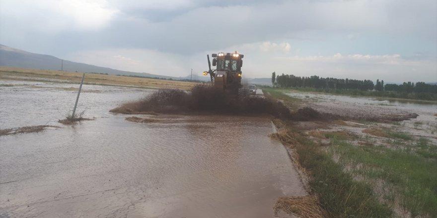 Ağrı | Doğubayazıt'ta Sel: 1 Ölü