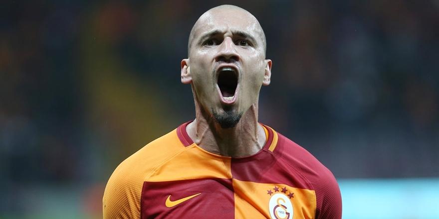 Maicon, Galatasaray'a Döndü