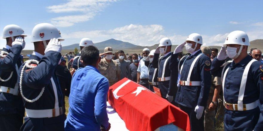 Er Osman Özçalımlı'nın Cenazesi Defnedildi