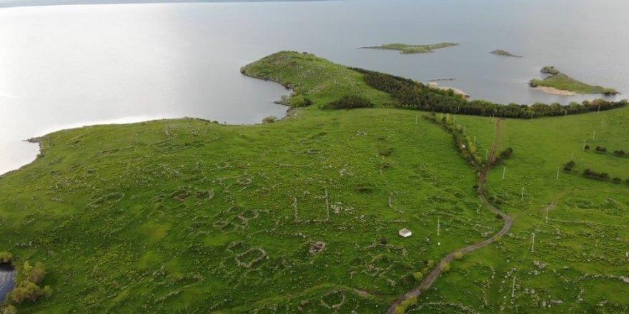 Akçakale Adası'nda 10 Bin Yıllık Tarih