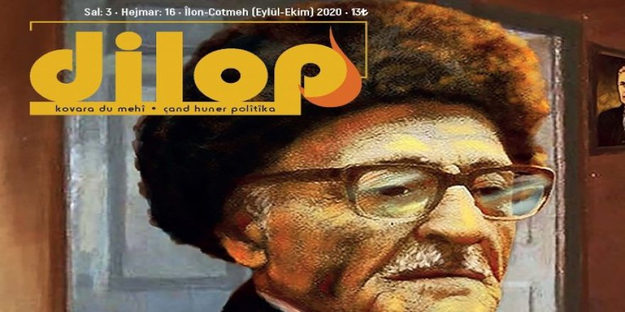 Dilop'un Eylül-Ekim Sayısı Çıktı