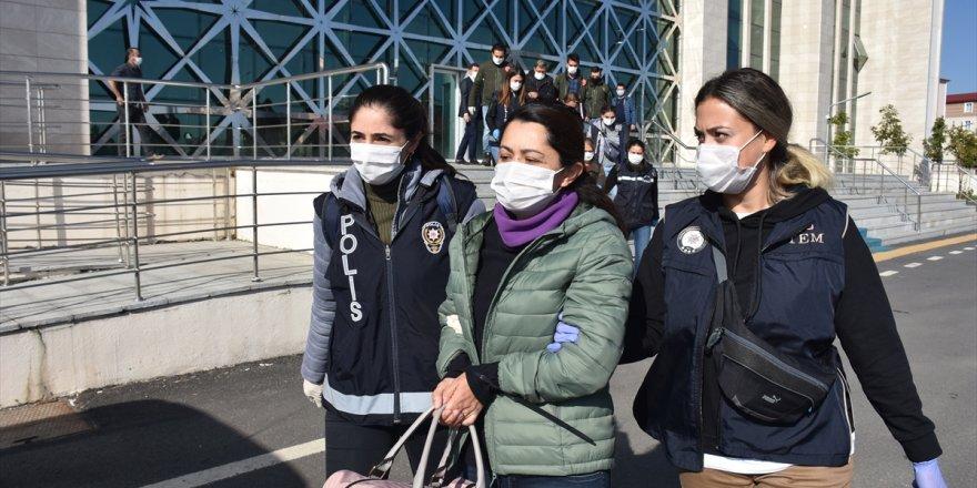 Eşbaşkan Şevin Alaca ve 3 Kişi Tutuklandı