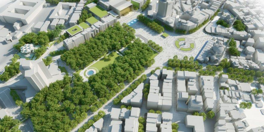İstanbul'un Meydanları İçin Oy Verme İşlemi
